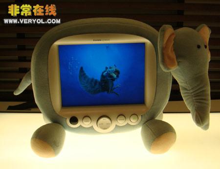 大象瀚斯宝丽HANNspree液晶电视