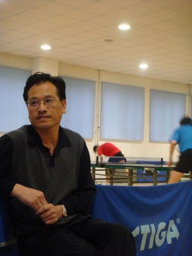 薛教练说起王皓的成长故事