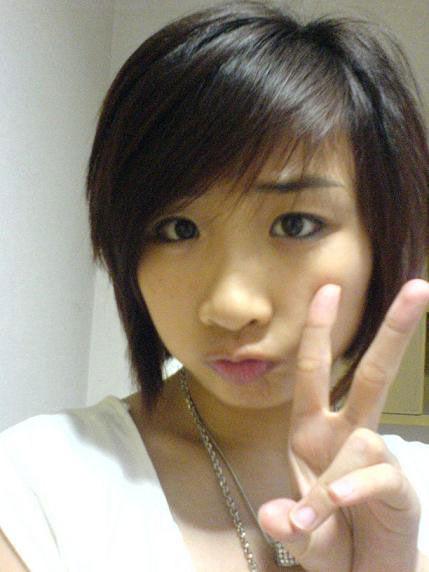 我叫何雯娜,19岁,摩羯座