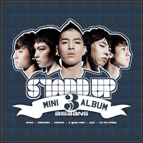 唱片销量第二位:BigBang《Stand Up》
