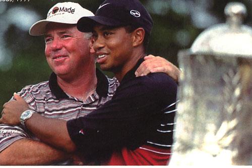 欧米拉和伍兹在吉隆坡捧得1999年高尔夫.jpg