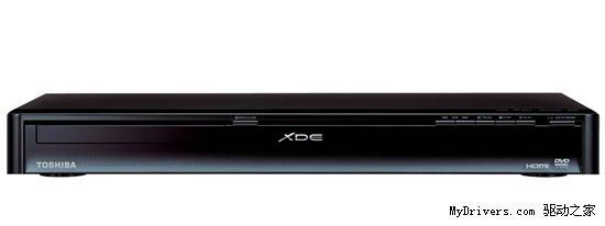 后HD DVD时代 东芝超级DVD机发布
