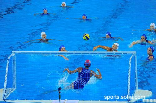蓝色:图文世界中国胜意大利获第五水球女子空手道马云云播806图片