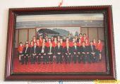 独家图:李小鹏成长历程 与国家领导人合影