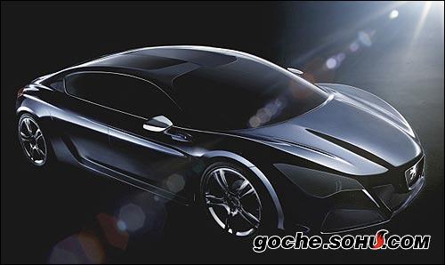 标致集团暂时把这款概念车称作为标致RC,这个名字曾经出现...