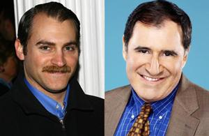 Michael Stuhlbarg(左),Richard Kind(右)