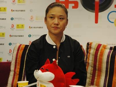 乒乓球世界冠军刘伟光临奥运第1直播室第十三期节目