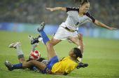 图文:女足美国队夺冠 美国队埃米·罗德里格斯