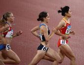 图文:女子1500米刘青无缘决赛 鸟巢继续进行