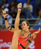 图文:艺术体操个人全能资格赛赛况  里夫金