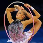 图文:艺术体操个人全能资格赛赛况 俄罗斯选手