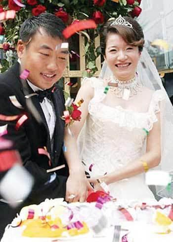 刘国梁的爱妻 王瑾