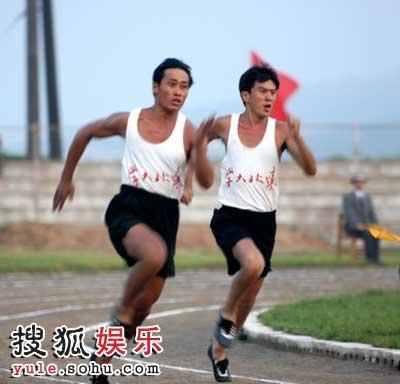 郭家铭饰演的关戎波与李兆林