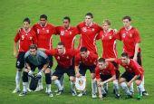 图文:巴西3-0比利时获铜牌 比利时队首发