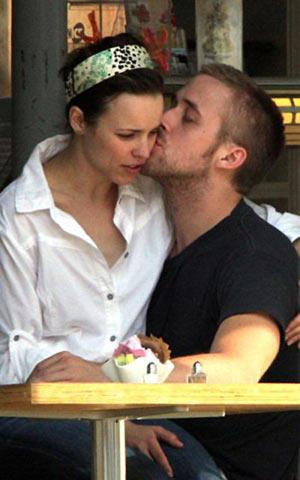 搜狐娱乐讯 瑞恩-高斯林(ryan gosling)和瑞秋-麦亚当斯(rachel图片