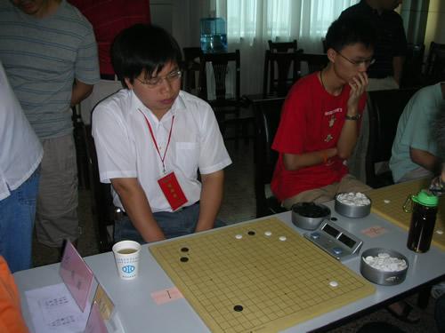 世界业余围棋冠军李岱春