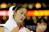 图文:女篮中国81比94俄罗斯 隋菲菲太失望