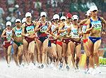 组图:奥运图片精选集 十大美图