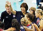 组图:巴西女排3:1战胜美国夺冠