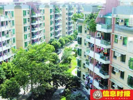 广州房价的走向一直牵动着消费者的神经。时报记者 黄亦民 摄