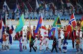 图文:北京奥运会闭幕式隆重举行 各国代表