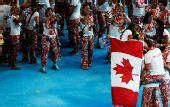 图文:告别北京奥运会 闭幕式在北京国家体育场