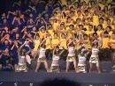 实拍:08北京奥运会现场表演啦啦队大揭秘
