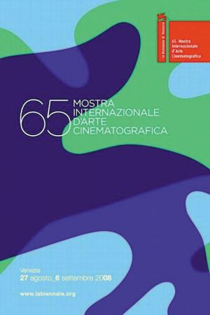 第65届威尼斯电影节海报
