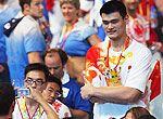 组图:北京奥运会闭幕式各国运动员入场