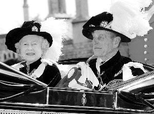 虽然女王希望为菲利普亲王举行国葬,但他却拒绝了。