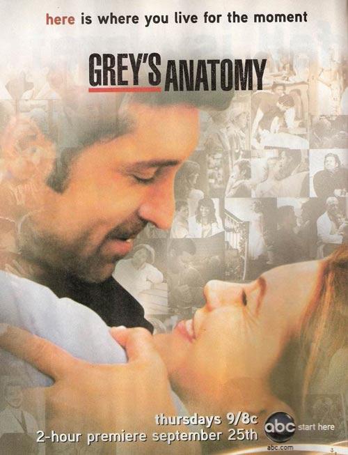《实习医生格蕾》第5季海报