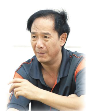 马琳的启蒙教练刘铭水是基层单位少有的国家级教练。