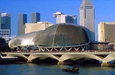 新加坡滨海艺术中心