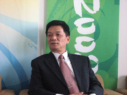 北京奥组委技术部部长、技术运行中心主任杨义春
