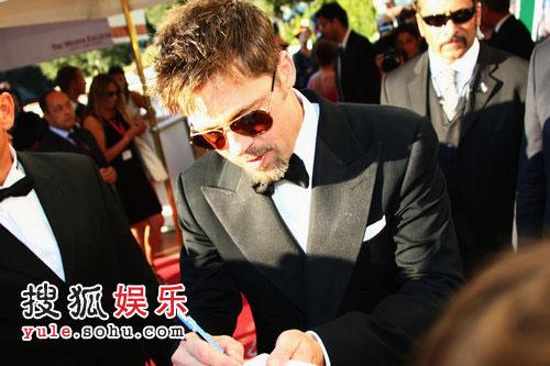 皮特热情签名