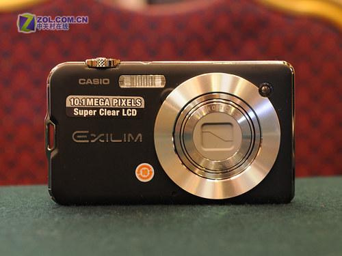 时尚超薄千万像素相机 卡西欧S10促销套装