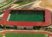 图文:08-09西甲20强主场 努曼西亚帕贾里托斯