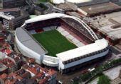 图文:08-09西甲20强主场 毕尔巴鄂圣马梅斯球场