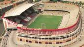 图文:08-09西甲20强主场 马竞卡尔德隆球场