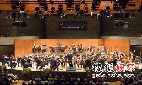奥迪积极赞助国际音乐盛典
