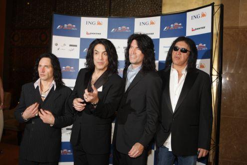 Kiss乐队