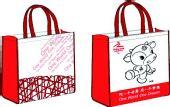 图文:残奥会特许商品-107157环保购物袋