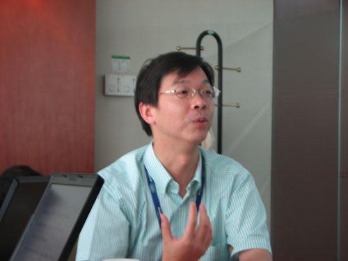 联想服务运作支持总经理室高级总监吕再峰