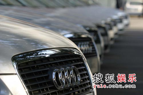 奥迪为第八届北京国际音乐节提供贵宾用车服务-(10)