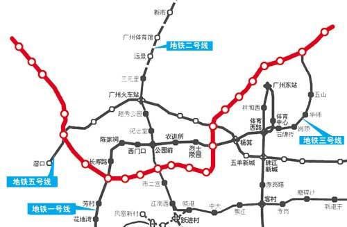 广州观光轻轨路线_广州地铁六号线不会延长至长兴路(图)-搜狐旅游