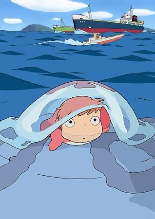 宫崎骏《悬崖上的金鱼公主》12月登陆韩国银幕