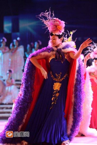 大型歌舞《红楼梦》惊艳登台