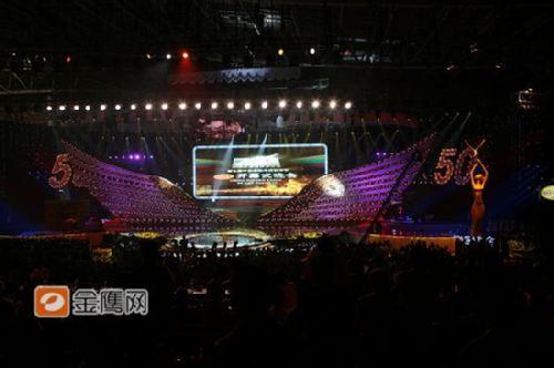 第七届中国金鹰电视艺术节正式拉开序幕
