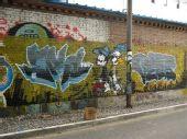 组图:北京观音涂鸦团队中国风作品欣赏