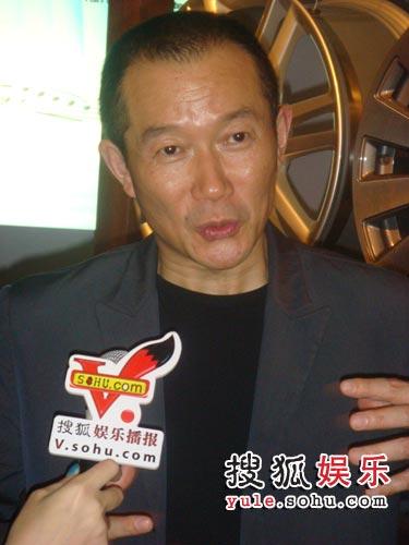 谭盾先生接受搜狐的访谈